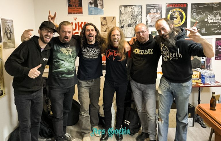 Interview écrite de Mortuary le 21/01/2020