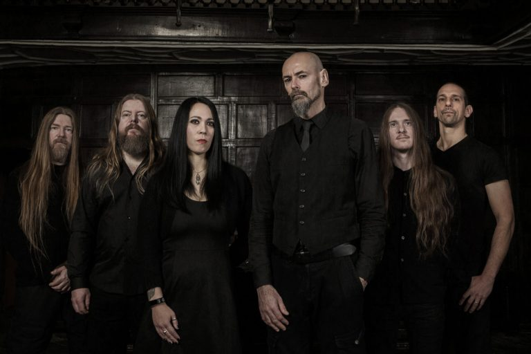Interview podcast de My Dying Bride le 28/01/2020