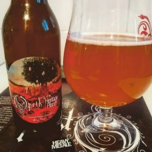 Opeth - Heritage Pilsner