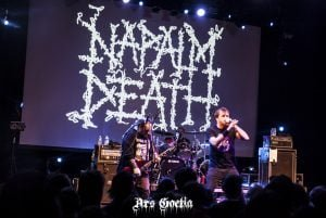 10 ans de Noiser - Napalm Death x EyeHateGod x Misery Index & co - Metronum, Toulouse - 28/02/2020