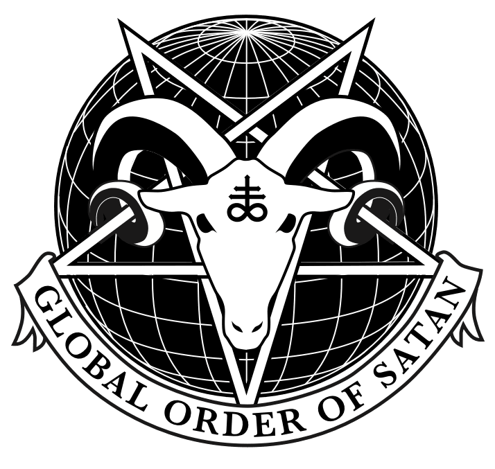Le Global Order of Satan - Branche dissidente du Temple Satanique