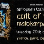 Cult of Fire, Malokarpatan // Paris