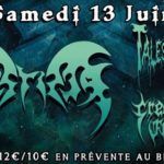 Report : Pestifer, Tales of Blood & Creeping Fear ■ Le Klub